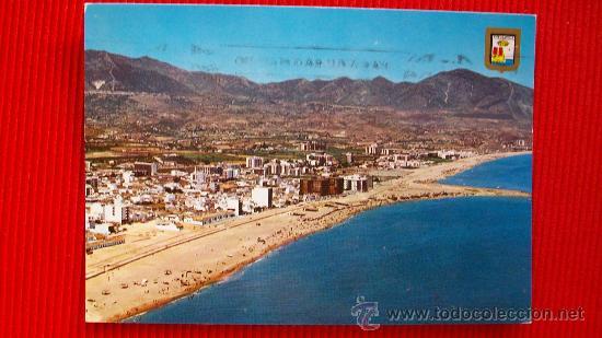 FUENGIROLA - MALAGA - 1972 (Postales - España - Andalucia Moderna (desde 1.940))