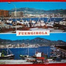 Postales: FUENGIROLA - MALAGA. Lote 15289526