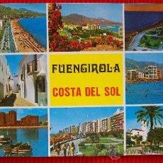 Postales: FUENGIROLA - MALAGA. Lote 15289811