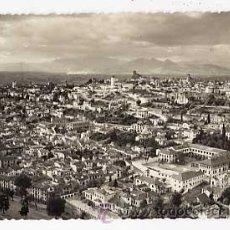 Postales: GRANADA. VISTA PARCIAL. ED. SICILIA 104. CIRCULADA EN 1955. Lote 15360908