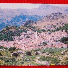 Postales: MONTEJAQUE - MALAGA. Lote 15589249