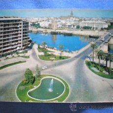 Postcards - POSTAL SEVILLA PLAZA DE CUBA 1962 NO CIRCULADA - 15591413