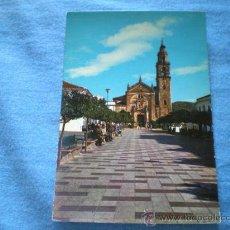 Postales: POSTAL CADIZ ALGODONALES PLAZA GENERAL FRANCO CIRCULADA. Lote 26749196