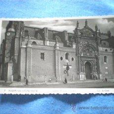 Postales: POSTAL PUERTO DE SANTA MARIA IGLESIA MAYOR PRIORAL 1954 ESCRITA. Lote 15690528
