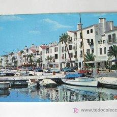 Postales: POSTAL CIRCULADA DE PUERTO BANUS - MARBELLA. Lote 23318911