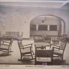 Postales: JEREZ DE LA FRONTERA. Nº 3. HOTEL LOS CISNES. Lote 15990637