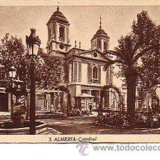 Postales: ALMERIA.- CATEDRAL. Lote 19156038