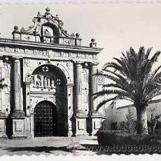 Postales: CADIZ. JEREZ DE LA FRONTERA. CARTUJA, ENTRADA PRINCIPAL. GARCIA GARRABELLA. CIRCULADA. Lote 16031800