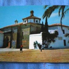 Postales: POSTAL HUELVA MONASTERIO LA RABIDA ESCRITA. Lote 16039840