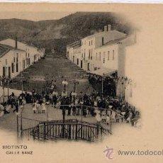 Postkarten - MINAS DE RIOTINTO( HUELVA).- CALLE SANZ - 16402797