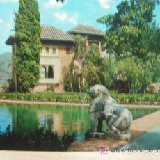 Postales - Granada año 1972 postal usada, - 16694500