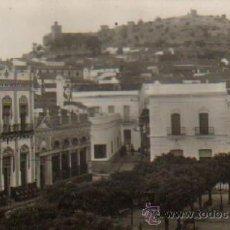 Postales: POSTAL DE ARACENA (HUELVA). VISTA PARCIAL DE LA PLAZA MARQUES DE ARACENA. P-ANH-023. Lote 16972127