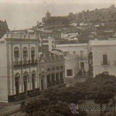 Postales: POSTAL DE ARACENA (HUELVA). VISTA PARCIAL DE LA PLAZA MARQUES DE ARACENA. P-ANH-024. Lote 16972151