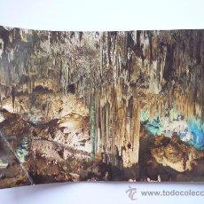 Postales: POSTAL CUEVA DE NERJA, MALAGA - SALA DE CATACLISMO - FOURNIER VITORIA 1968. Lote 16983290