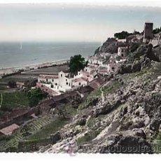 Postales: MALAGA. TORREMOLINOS. EL BAHONDILLO. FOTO CORTES. ESCRITA. Lote 17095103