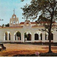 Postales: HUELVA - SANTUARIO DE NUESTRA SEÑORA DE LA CINTA - ESCUDO DE ORO Nº 1316 -. Lote 17148133