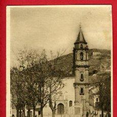 Postales: ALCALA LA REAL, JAEN, PASEILLO DE LA MORA E IGLESIA DE CONSOLACION, P34925. Lote 17175529