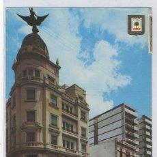 Postales: TARJETA POSTAL LA PLACETA (CALLE GENERAL MOLA, EDIFICIO EL FENIX) GUARDIA URBANO HUELVA. Lote 17334232