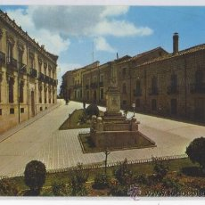 "Postales: TARJETA POSTAL VILLACARRILLO ""CRUZ DE LOS CAIDOS"" JAEN. Lote 21963947"