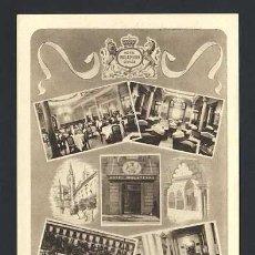 Postales: SEVILLA. *HOTEL INGLATERRA* EDC. HUECOGRABADO FOURNIER. NUEVA. Lote 17742587