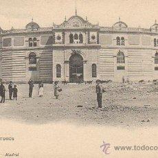 Postales: ALMERÍA - PLAZA DE TOROS - . . Lote 23876739