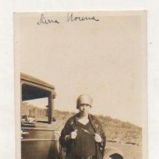 Postales: SIERRA MORENA. (POSTAL FOTOGRÁFICA). 1929. . Lote 17993399