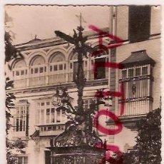 Postales: ANTIGUA POSTAL 103 SEVILLA CRUZ DE LA CERRAJERIA HELIOTIPIA ARTISTICA. Lote 18108167