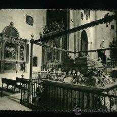 Postales: GRANADA - CAPILLA REAL - DETALLE DE LA TUMBA DE LOS REYES CATOLICOS - EDICIONES SICILIA ZGZ. Lote 18311125
