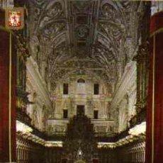 Postales: CORDOBA - MEZQUITA CATEDRAL - CORO. Lote 18365839