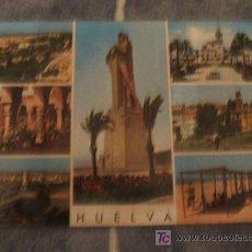 Postales: HUELVA.EDICIONES ARRIBAS. Lote 18373873