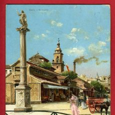 Postales: CADIZ, EL MUELLE, P36820. Lote 18461518