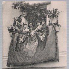 Postales: SEVILLA (TRIANA) - CONCURSO DE BALCONES. STENGEL & CO. 1904.. Lote 18598822