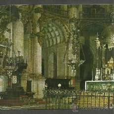 Postales: Nº 87 - GRANADA - CATEDRAL - ALTAR MAYOR - DOMINGUEZ -............................. Lote 18633575