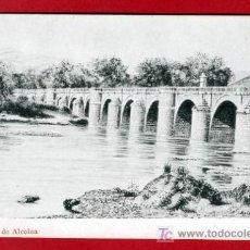 Postkarten - CORDOBA ,PUENTE DE ALCOLEA , REVERSO SIN PARTIR , P38.963 - 18647203