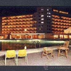 Postales: POSTAL DE ROQUETAS DE MAR (ALMERIA): HOTEL PLAYASOL (ED.FLORES BARAZA NUM.178). Lote 18690780