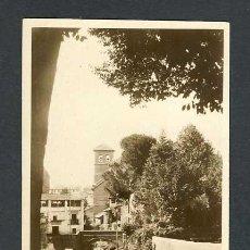 Postales: POSTAL DE GRANADA: RIO DAURO Y SAN PEDRO (ED.SDAD.GRAL.ESP. DE LIBRERIA NUM.46). Lote 18747592