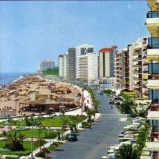 Postales: FUENGIROLA (MALAGA) - PASEO MARITIMO - BEASCOA 1972. Lote 18751305
