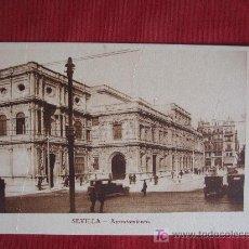 Postales: SEVILLA - AYUNTAMIENTO. Lote 18959281