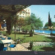 Postales: POSTAL DE MARBELLA (MALAGA): HOTEL LOS MONTEROS (ED.SINET NUM.1568). Lote 18845352