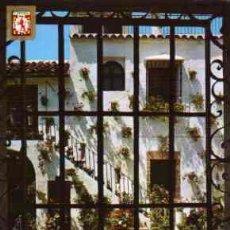 Postales: CORDOBA - PATIO CORDOBES. Lote 18852292