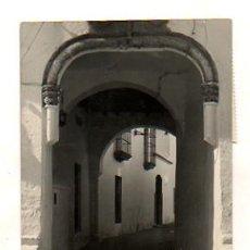 Postales: UTRERA. POSTIGO DE LA MISERICORDIA (SIGLO XIV), ACTUAL NIÑO PERDIDO. (ED. ALARDE). Lote 19029132