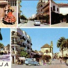 Postales: ECIJA (SEVILLA) - VARIAS VISTAS - ED. ARRIBAS 1967. Lote 19038805