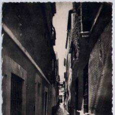 Postales: SEVILLA.-CALLE DE JUSTINO DE NEVES. Lote 19120085