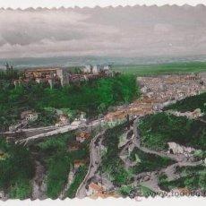 Postales: GRANADA -VISTA PARCIAL DESDE EL SACRO MONTE,EDICIONES SICILIA. Lote 19942106