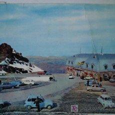 Postales: GRANADA / SIERRA NEVADA AÑOS 60 ( CIRCULADA). Lote 26461492