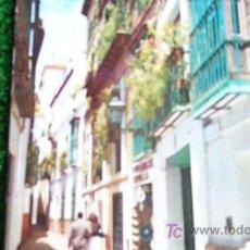 Postales: SEVILLA-70-ESCRITA,SELLADA Y CIRCULADA.. Lote 20496599