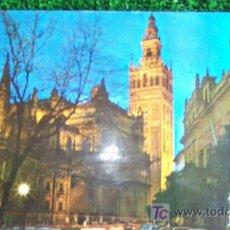Postales: SEVILLA-70-ESCRITA,SELLADA Y CIRCULADA.. Lote 20496765