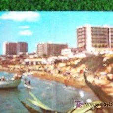 Postales: MALAGA-COSTA DEL SOL-AÑOS 60-. Lote 20616123