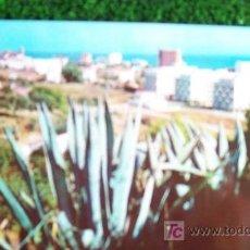 Postales: MALAGA-COSTA DEL SOL-AÑOS 60-. Lote 20616154