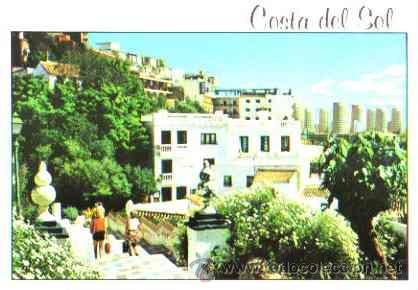 COSTA DEL SOL (Postales - España - Andalucia Moderna (desde 1.940))